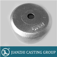 Electrical Ductile Iron Cast Power Accessory Insulator Base