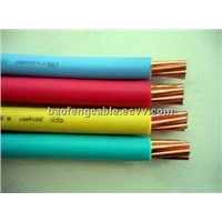 PVC Insulated Copper Clad Aluminum Wire
