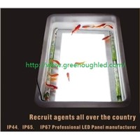 IP67 Waterproof LED Panel Light/1216x616mm LED Flat Ceiling Panel Lamp