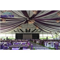 Shelter Wedding Tent-High Quality Wedding Tent-Clear Span Tent