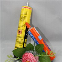 Empty Aluminium Super Glue Tube