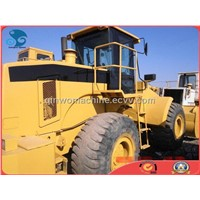 Competitive Cat Used Wheel Loader (966G)