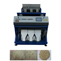 Rice CCD Color Sorting Equipment&Rice Processing Machine( VSN3000-G3A)