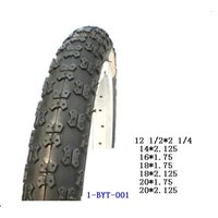 bicycle tire 16*1.75/18*1.75