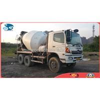 USED Hino 9CBM Concrete Mixer Truck (manufacture year: 2008)