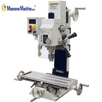 High Precision Metal Drilling Milling Machine (Item NO: MM-BF25L Vario)