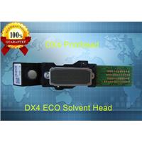 Supply low price Original roland head Dx4 Model Eco Solvent base