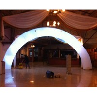advertising lighting inflatable arch with LED light