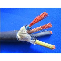 Silicone Rubber Insulated Flexible Rubber Cable