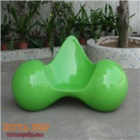 Fiberglass indoor chairs,leisure chair