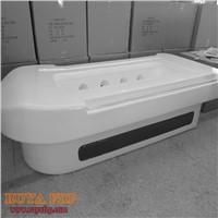 Fiberglass machine cover,custom made