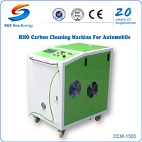 HHO Generator car engine cleaning machine