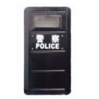 aluminium alloy police anti-riot shield