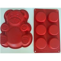 Star Wars Death Silicone Ice Tray Ice Mold Maker bear shell shape cake maker