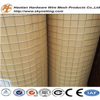 2015 Hot sale! High quality welded mesh panels/Welded Wire Mesh Corn wire mesh
