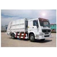 Garbage Truck Sinotruc 10 CBM