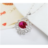 Beautiful 925 Sterling Silver pendant//gemstone pendants/Ladies jewelry