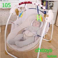 good quality low price baby swing rocker electric baby rocking chair bed baby cradle China supplier