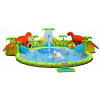 new inflatable water park toys