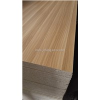 18mm HMR partice board/ chipboard/ plain particle board for furniture