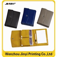 pu  business card holder