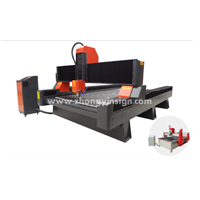 CNC router for advertisement