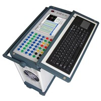 Six Phases Microcomputer Relay Protection Tester