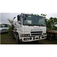 Mitsubishi used cement mixers with cheaper price