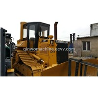 Used caterpillar bulldozer d5h with ripper