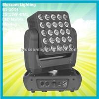 25*15W 4IN1 LED Matrix Moving Head Light (BS-1034)