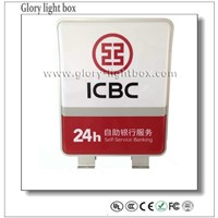 40X60cm Size Plastic Thermoformed Advertising Light Box
