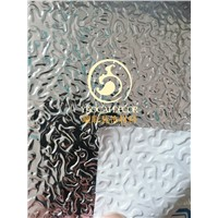 Aluminum foil with pvc