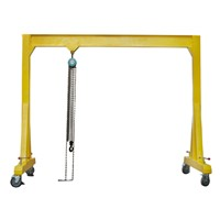 Mini Gantry Crane, Mobile Gantry Crane, Small Gantry Crane
