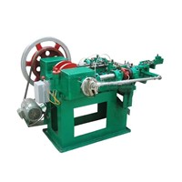 Quality Common Nails Produciton Machine with Polishing Machine