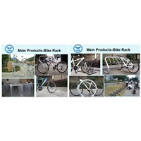 strong and durable china bike rack