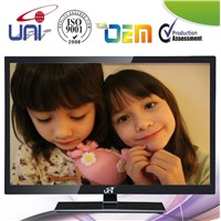 "32"" E7 Series Fashionable Sliver Design E-LED tv 3d tv"