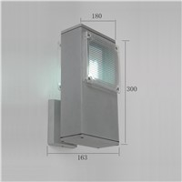 whole sale LED outdoor lighting aluminum outdoor wall light