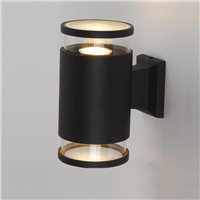 China manufacturer up and down outdoor  wall lamp aluminum wall light