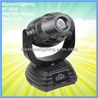 60W LED Spot Moving Head Light (BS-1059)