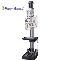 Heavy Geared Diameter 40mm Vertical Drilling Machine With Autofeed (MM-B40GSM)