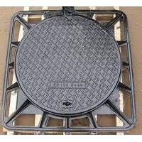 ductile iron manhole cover 600x600