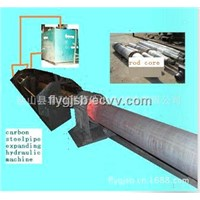 6-12inch 325mm diameter carbon steel pipe and tube thermal expanding hydraulic machine