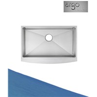 304 Stainless Steel Apron Kitchen Sink