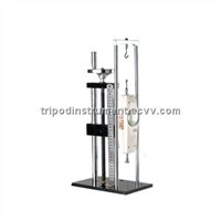 ALX-B Screw Test Stand Manual With Steel Scale