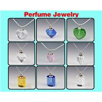 Glass Vials For Rice Jewelry, rice writing necklace pendants