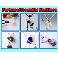MURANO GLASS DIFFUSER Essential Oil NECKLACE