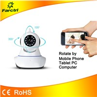 P2P Plug And Play Home Security Wireless Baby Monitor Camera For IPHONE Android