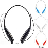 HV-800 Wireless Bluetooth Stereo Headset Universal Neckband for Cellphones