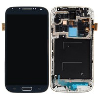 LCD Display Touch Screen Digitizer + Frame For Samsung Galaxy S4 SIV i9505