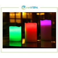Remote Control Color Changing LED Flameless Candles